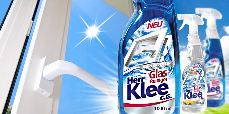 Płyny do mycia szyb Herr Klee C.G. Nano Silver Line