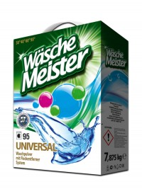 Proszek do prania Wäsche MeisterUniversal 7,875 kg