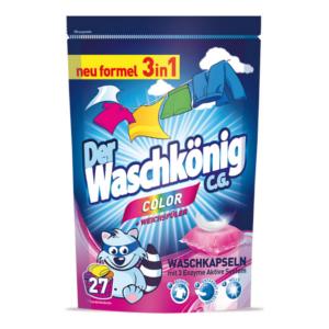Washing capsules Der Waschkönig C.G.