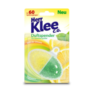 Duftspender für Geschirrspüler Herr Klee C.G.
