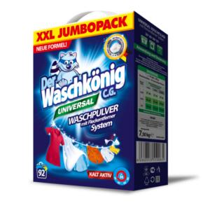 Waschpulver Der Waschkönig C.G.