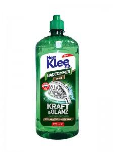 Octowy płyn do czyszczenia łazienki Herr Klee C.G. 1 l
