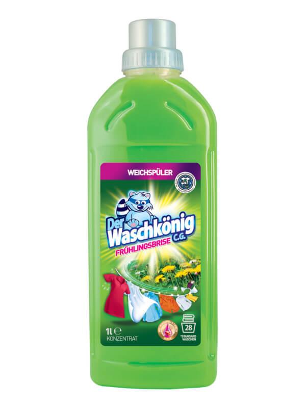 Rinsing liquid Der Waschkönig C.G. Frühlingsbrise
