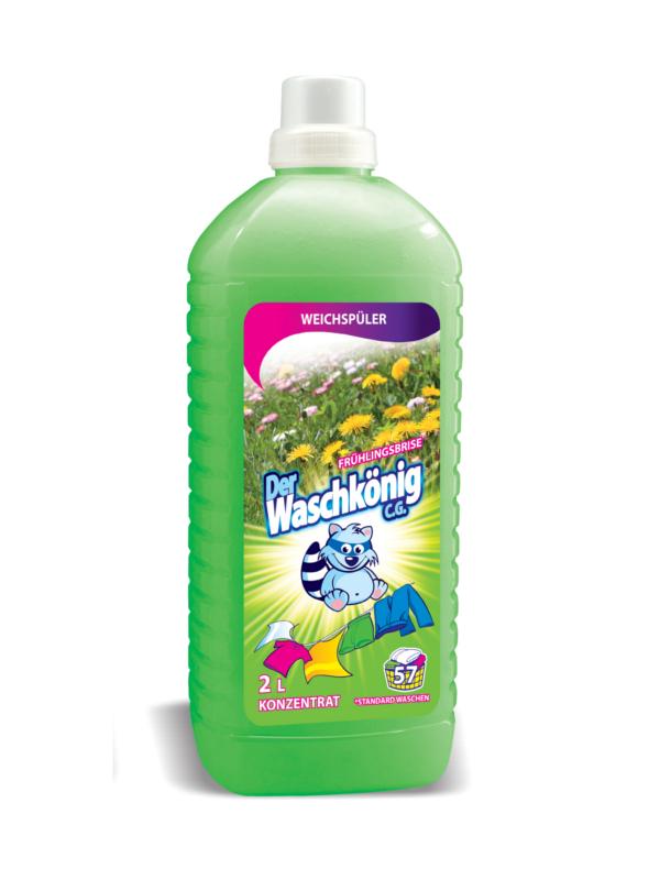 Rinsing liquid Der Waschkönig C.G. Frühlingsbrise 2 l