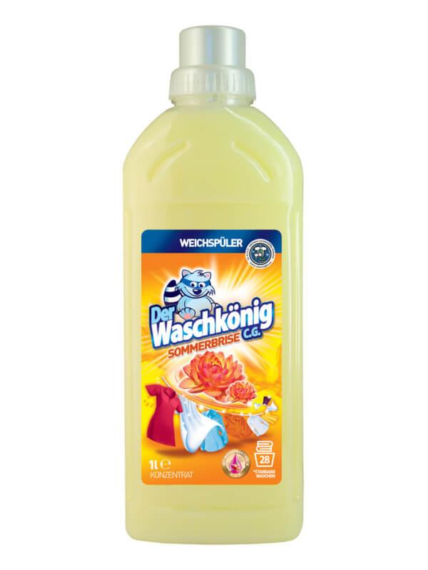 Weichspüler Der Waschkönig C.G. Sommerbrise 1 l