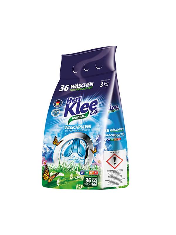 Waschpulver Herr Klee Universal C.G. 3 kg