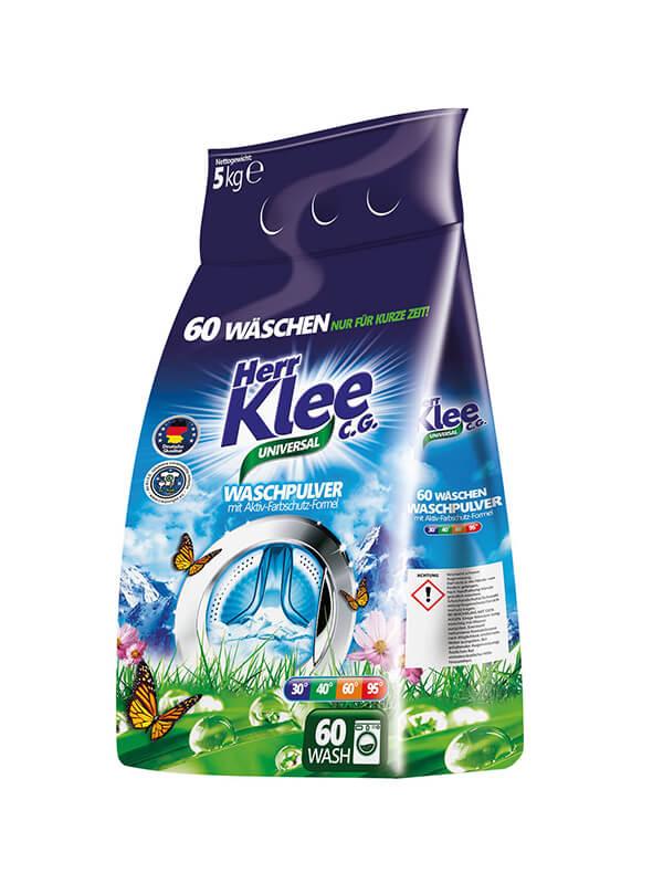 Waschpulver Herr Klee Universal C.G. 5 kg