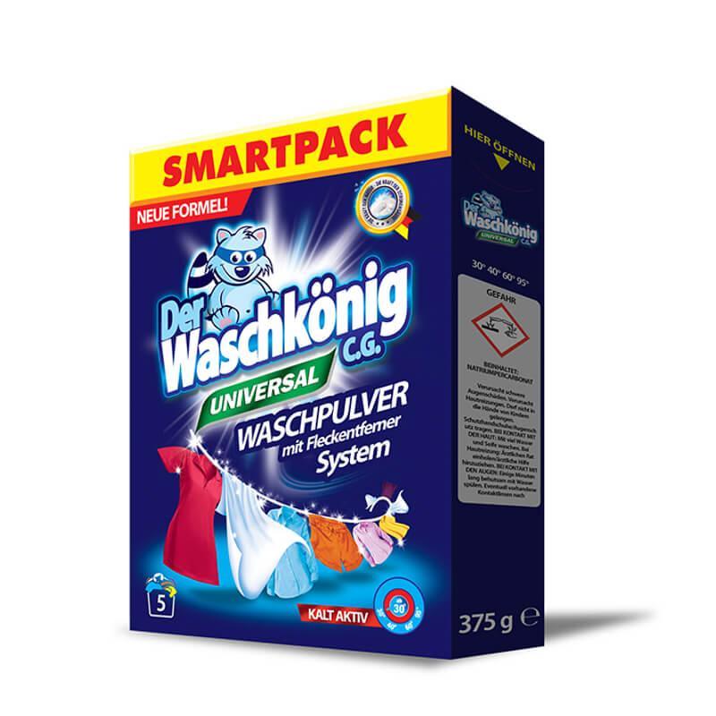 Washing powder Der Waschkönig C.G. Universal 375 g