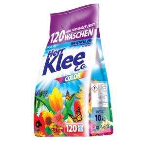 Waschpulver Herr Klee C.G.