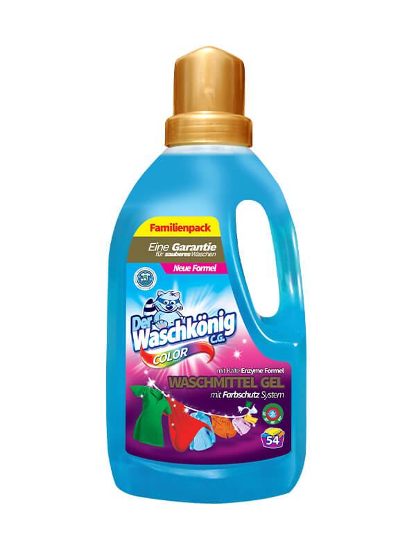 Washing gel Der Waschkönig C.G. Colour 1,625 l
