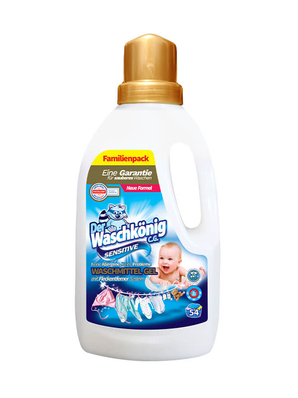 Washing gel Der Waschkönig C.G. Sensitive 1,625 l