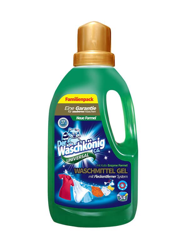 Waschgel Der Waschkönig C.G. Universal