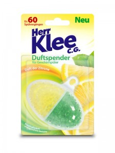 Pearl fragrance for dishwasher Herr Klee C.G.