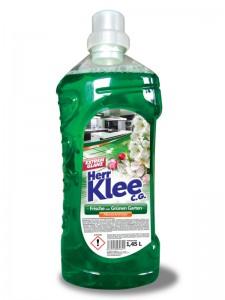 Floor washing liquid Herr Klee C.G. Frische von Grünen Garten