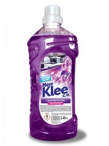 Bodenreiniger Herr Klee C.G. Lavendel Frische