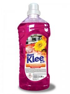 Floor washing liquid Herr Klee C.G. Sommerblumen 1,45 l