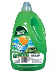 Rinsing liquid WäscheMeister Green 3070 ml