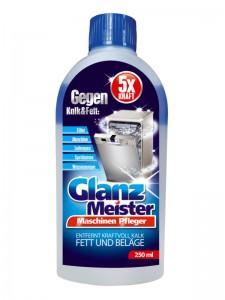 Liquid dishwasher cleaner GlanzMeister