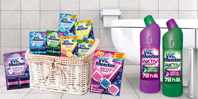 What distinguishes WC Meister products?
