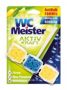 WC Reiniger WC Meister - Zitrone