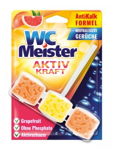 WC Meister toilet rim cages
