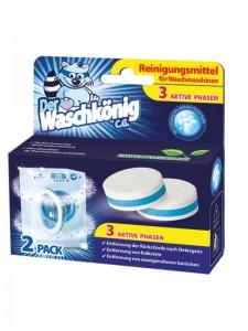 Tabletki do czyszczenia pralki Waschkonig 2 sztuki