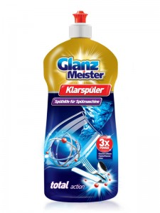 Nabłyszczacz do zmywarki GlanzMeister 920 ml